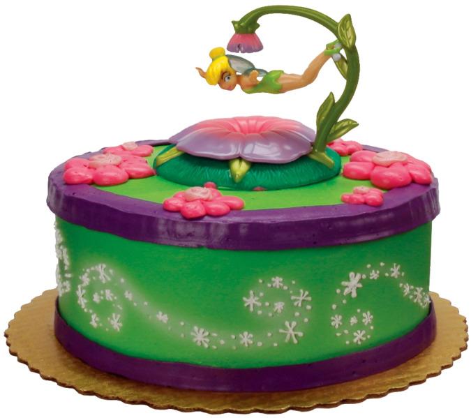 Tinkerbell Birthday Party Tinkerbell Birthday Cakes