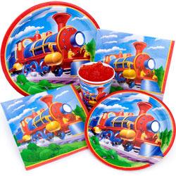 train supplies