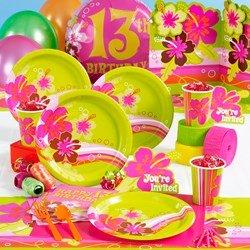 13th birthday party ideas