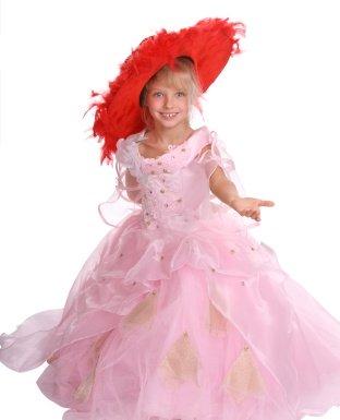 girl dress up