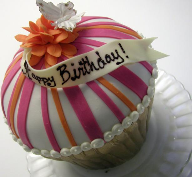 adult bday cake