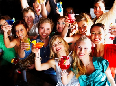 adult party drinks