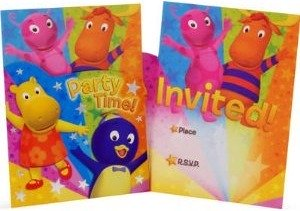 backyardigans party supplies