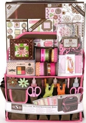 bday women scrapbook