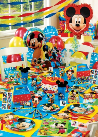 birthday party supplies