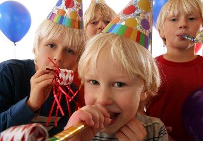 boy party