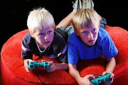 boys video games