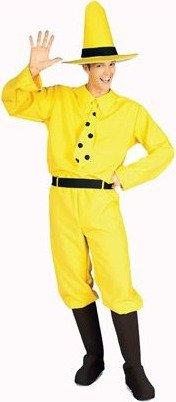 curious yellow man