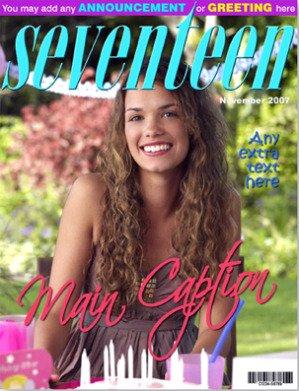 Teens Fake Magazine Covers