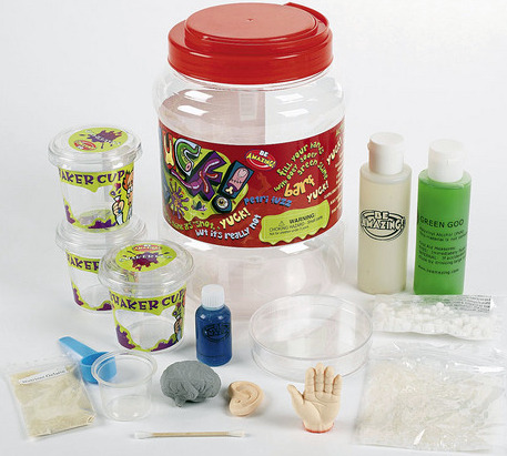 fear factor party kit