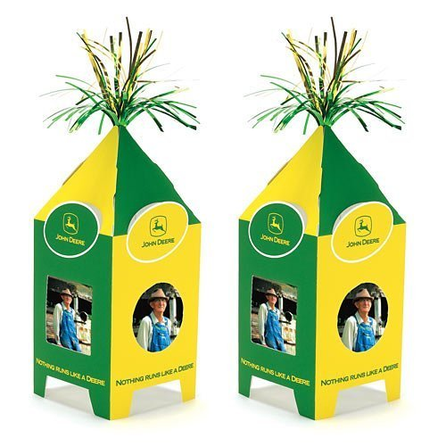john deere table tent