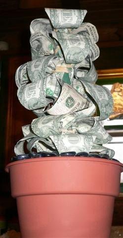 18th birthday money tree gift ideas