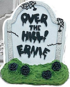 over the hill cake