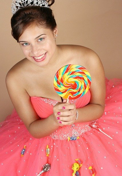 Candy or Lollipop Theme Party