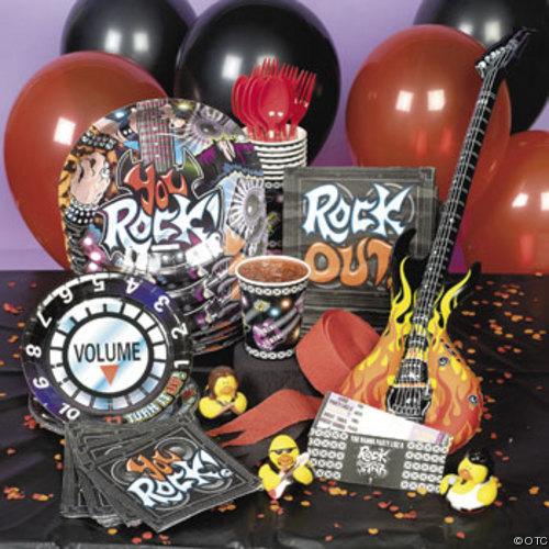 rock star supplies