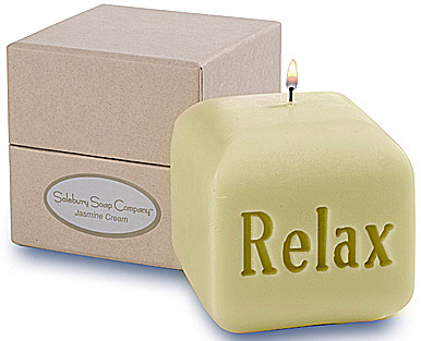 Spa Party Candle
