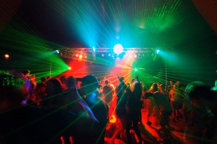 Sweet 16 Themes Dance Party
